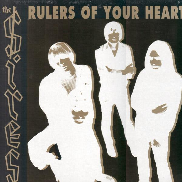 Sires - Rulers Of Your Heart - LP