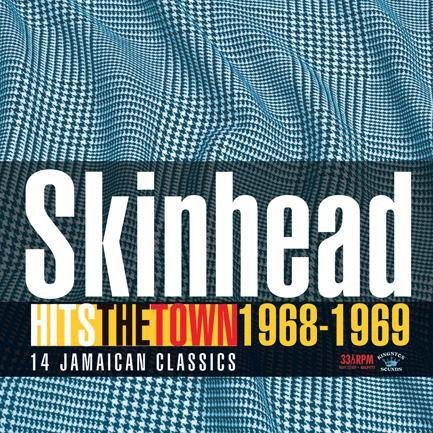 Skinhead Hits The Town - LP