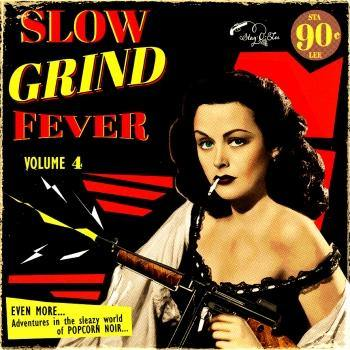 Various - Slow Grind Fever Vol.4 - LP