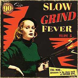 Various - Slow Grind Fever Vol. 5 - LP
