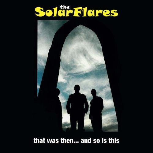 Solarflares - That was then... and so is this - LP (pink vinyl)