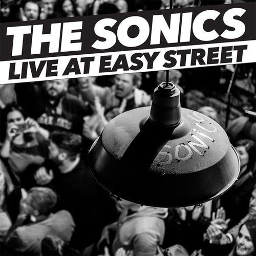 Sonics - Live At Easy Street - LP