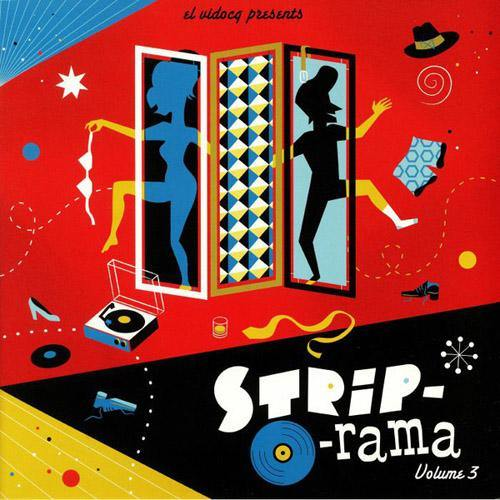 Various - Strip-O-Rama Vol.3 - LP+CD
