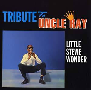 Little Stevie Wonder - Tribute To Uncle Ray - LP