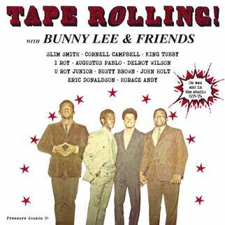 Various - Tape Rolling! - CD