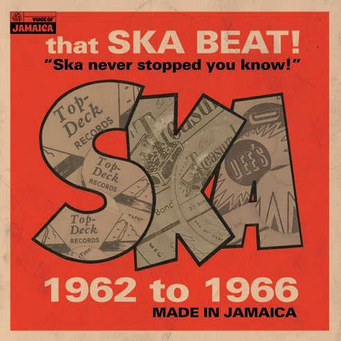 Various - That Ska Beat ! - CD