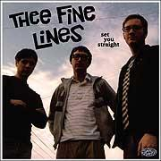 Thee Fine Lines - Set You Straight - LP