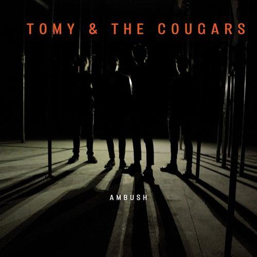 TOMY & the COUGARS - Ambush - LP