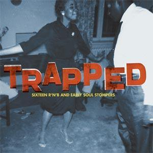 Various - Trapped - LP