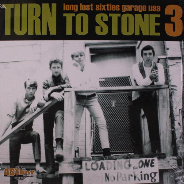 Various - Turn To Stone Vol..3 - LP