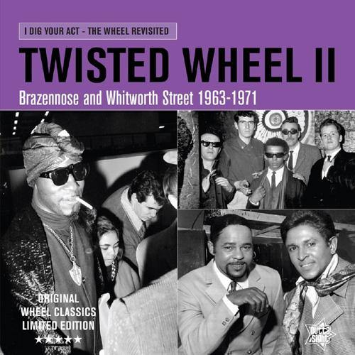 Various - Twisted Wheel II - LP