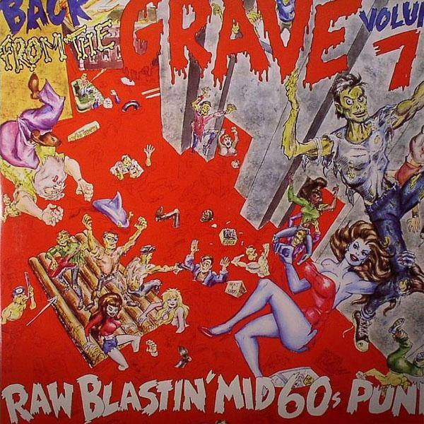 Various - Back From The Grave Volume 7 - DoLP