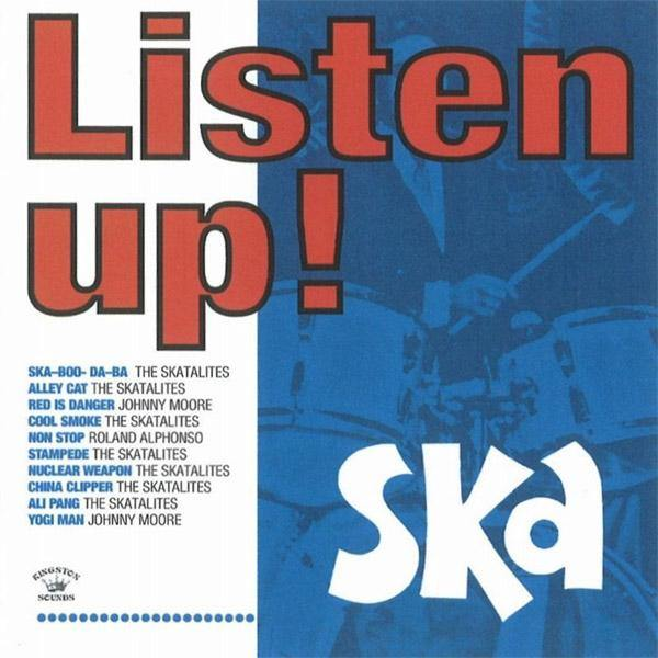 Various - Listen Up! Ska - LP