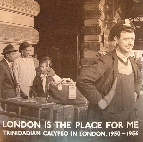 Various - London Is The Place For Me Vol.1 - DoLP
