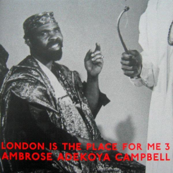 Various - London Is The Place For Me Vol.3 - DoLP