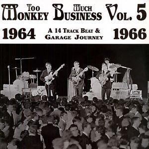 Various - Too Much Monkey Business Vol.5 - LP