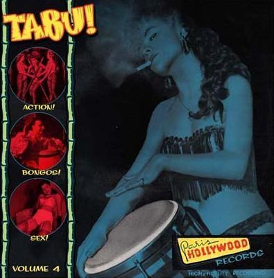 Various - Tabu! - Exotic Music To Strip By! Vol. 4 - LP