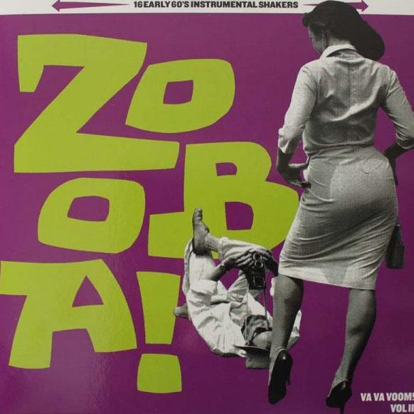 Various - Va Va Voom! Vol.2  - Zooba! - LP