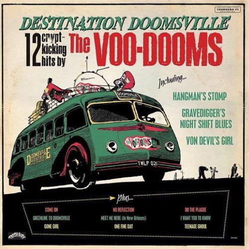 Voo-Dooms - Destination Doomsville - LP