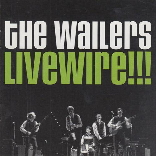 The Wailers - Livewire!!! - LP