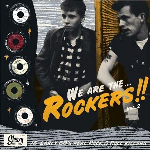 Various - WE ARE THE ROCKERS!!  Vol.2 - LP