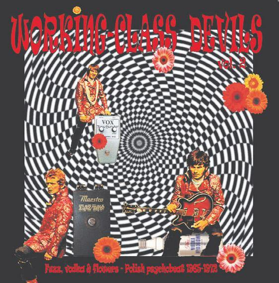 Various - Working Class Devils Vol.2 - LP