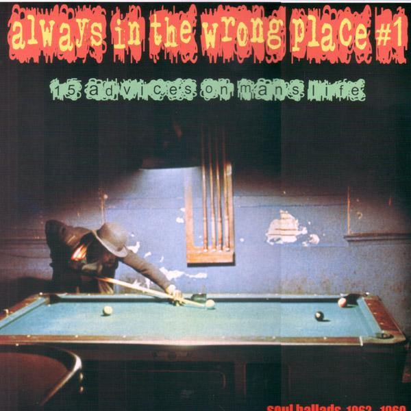 Various - Always In The Wrong Place