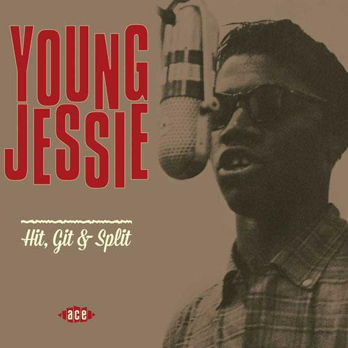 Young Jessie - Hit, Git & Split - LP