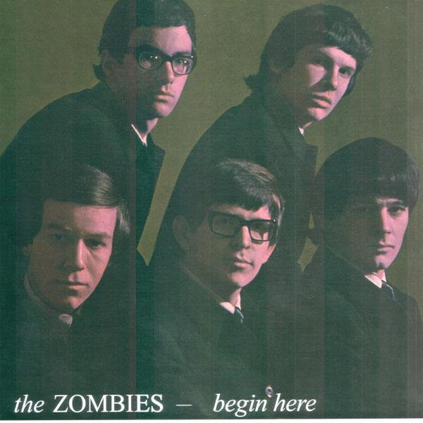Zombies - Begin Here - LP