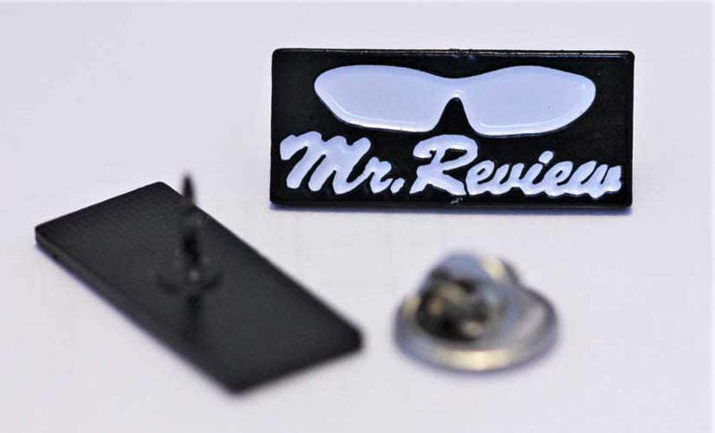 metal pin - MR REVIEW