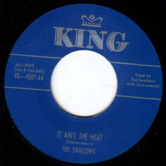 Swallows - It Ain't The Meat //  Eternally - 7""
