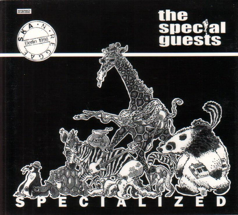 Special Guests - Specialized - CD