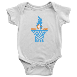 Bombs Away Baby Onesie
