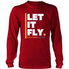 Load image into Gallery viewer, Halford Hoops Let It Fly Shirt