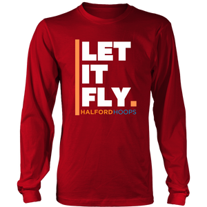 Halford Hoops Let It Fly Shirt