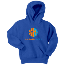 Load image into Gallery viewer, Halford Hoops Classic Youth Hoodie