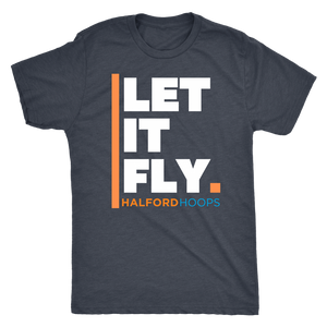 Let It Fly TriBlend Shirt