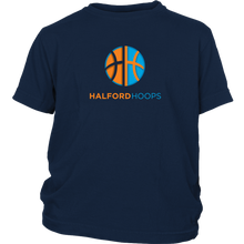 Load image into Gallery viewer, Halford Hoops Classic Youth Shirt