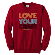 Load image into Gallery viewer, Love Your Craft Sweatshirt