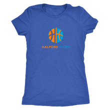 Load image into Gallery viewer, Halford Hoops Womens TriBlend Shirt
