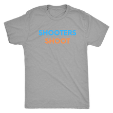 Load image into Gallery viewer, Shooters Shoot TriBlend Shirt