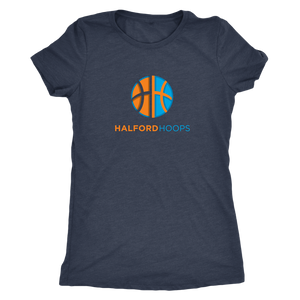 Halford Hoops Womens TriBlend Shirt