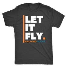 Load image into Gallery viewer, Let It Fly TriBlend Shirt