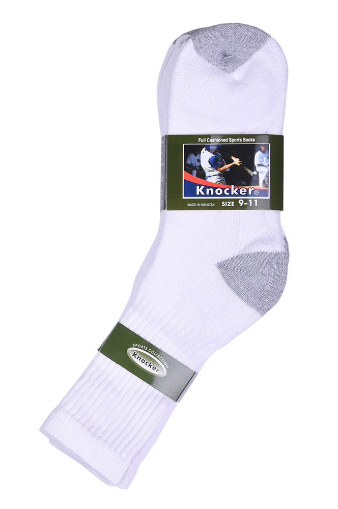 Load image into Gallery viewer, KNOCKER CREW SPORTS SOCKS (47523_GREY)