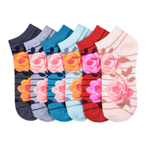 Load image into Gallery viewer, MAMIA SPANDEX SOCKS (ATELIER) - BOX ONLY - 4-6, 6-8