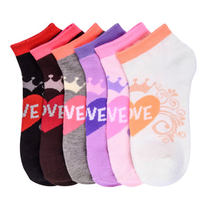Load image into Gallery viewer, MAMIA SPANDEX SOCKS (LOVE3) - 09-11