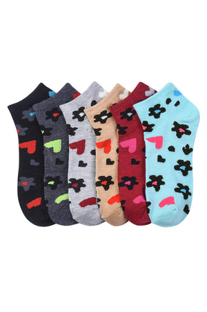 Load image into Gallery viewer, MAMIA SPANDEX SOCKS (LSKIN) - 6-8