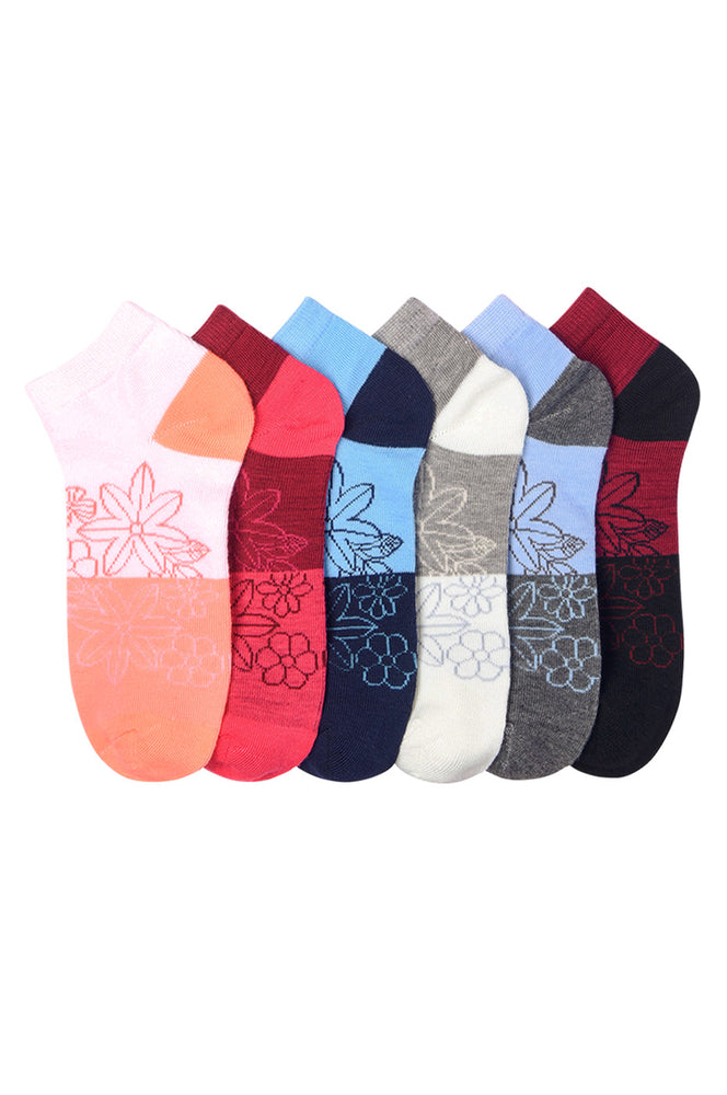 Load image into Gallery viewer, MAMIA SPANDEX SOCKS (MYSTIC) - 9-11
