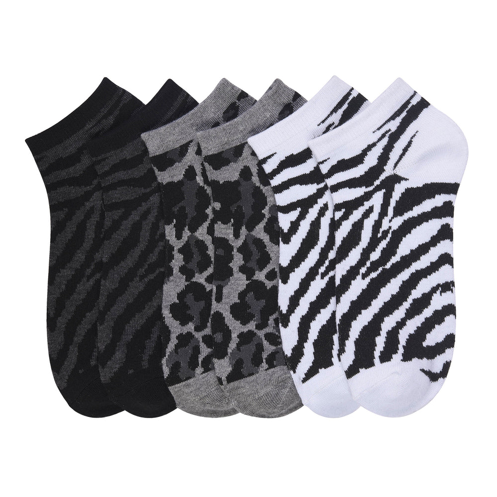 Load image into Gallery viewer, MAMIA SPANDEX SOCKS (WILD) - 09-11