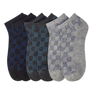 Load image into Gallery viewer, POWER CLUB SPANDEX SOCKS (BLOCK) - BOX ONLY - 9-11, 10-13